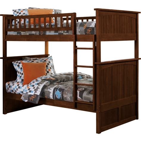 Dynamic Home Decor by Atlantic Furniture Ab59204 Nantucket Bunk Bed