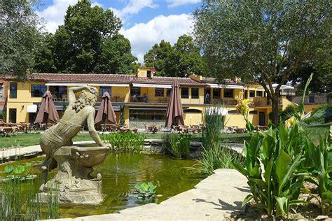 ristorante giardino realizzazione giardino ristorante chalet fontana