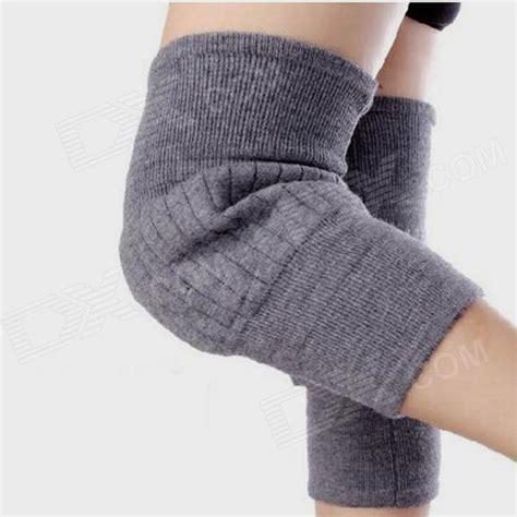 Wool Knee Warmer by Soft And Elasticity Wool Knee Warmer Support