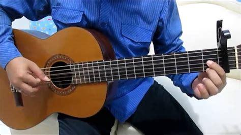 belajar kunci gitar drive melepasmu intro belajar kunci gitar anji dia intro youtube