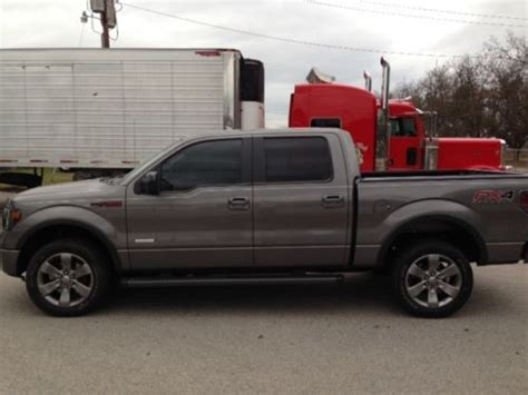 2013 Ford F150 4 Door Price by Buy Used 2013 Ford F 150 Fx4 Crew Cab 4 Door 3 5l