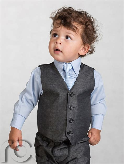 white tuxedo suit for a 1 year old boys grey waistcoat suit baby boys charcoal suits boys
