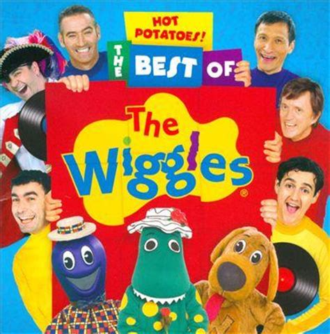 Potato Tv Shows by Potatoes The Best Of The Wiggles T V Shows