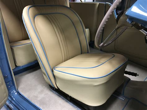 seats up front mg yt fitting up the front seats bridge classic cars