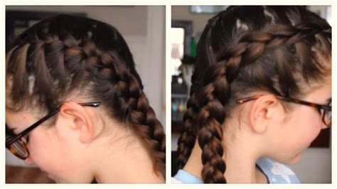 how to french braid hair step by step long hairstyles french braid tutorial step by step regular and dutch