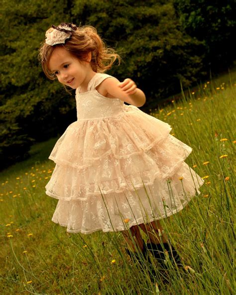 Sweety Lace Dress Blue 18 Lovely 2015 16 flower dresses godfather style