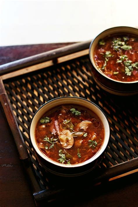 vegetarian and sour soup recipe vegetable and sour soup recipe how to make veg