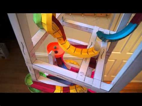 How To Make A Paper Roller Coaster Step By Step - preview of the ultimate paper roller coaster