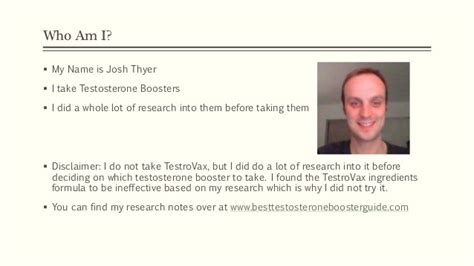 A Whole Lot Of Testosterone by Testrovax Side Effects Is Testrovax Safe