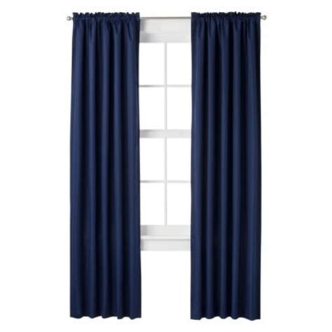 target navy curtains thermal windows room essentials and window panels on