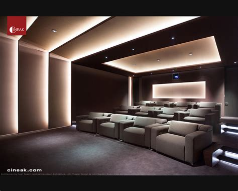 home theatre design uk exquisite new media room featuring cineak strato seats