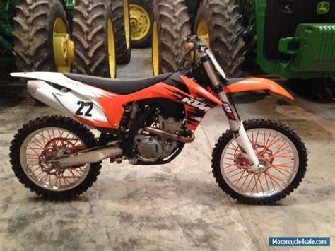 Ktm Motorcycles Canada 2011 Ktm Sx For Sale In Canada