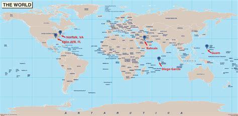 map us bases world map of us army bases usa images diagram writing sle