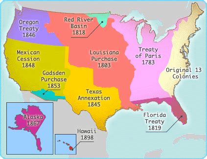 map of the united states during westward expansion interactives united states history map the nation expands