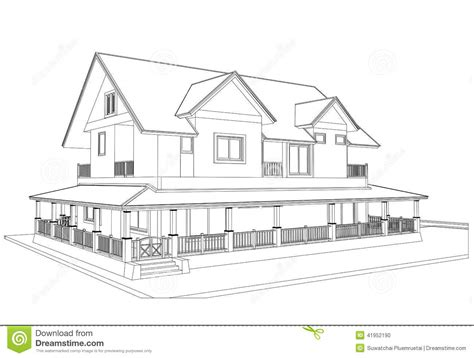 sketch of a house design house design sketch