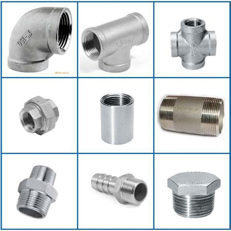 Steel Plumbing Fittings by China Stainless Steel Pipe Fittings Threaded Welded