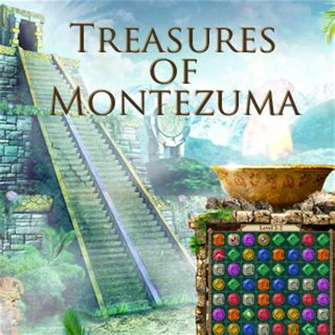 play treasures of montezuma 2 and more new on games1