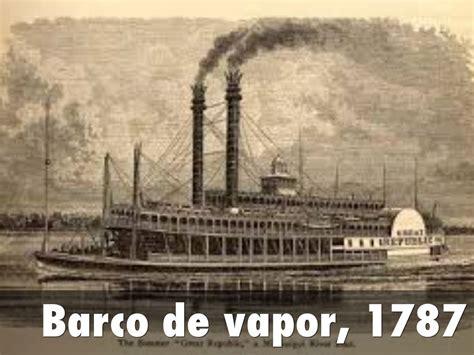barco de vapor 1787 john fitch barcos barco de vapor revolucion industrial by laura