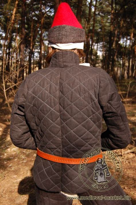 Quilted Doublet by Quilted Fencing Doublet Clothing Market Spes