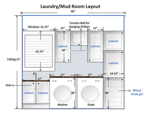 laundry equipment layout laundry room design layout 187 design and ideas