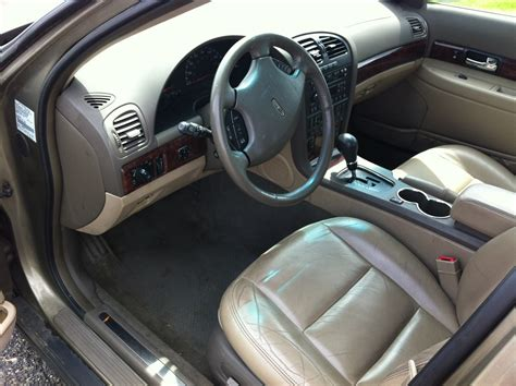Lincoln Ls Interior by 2002 Lincoln Ls Interior Pictures Cargurus