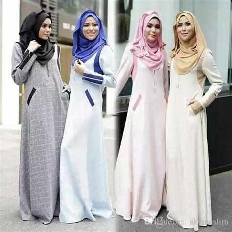 Clothing Busana Fashion Shop fashion style strpied malaysia jubah muslimah