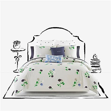 Kate Spade New York Willow Court Comforter Set Bed Bath Kate Spade Bed Set