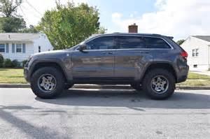 Jeep Garage Wk2 Aev 285 75 17 On Lifted Modifed Wk2 Jeep Garage Jeep