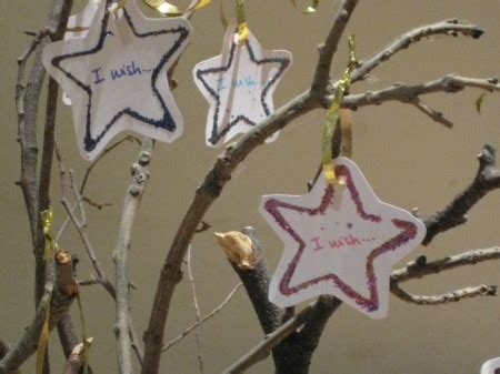 wishing tree for new year new year s craft