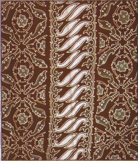 Badik Jawa Barat batik on batik pattern indonesia and yogyakarta