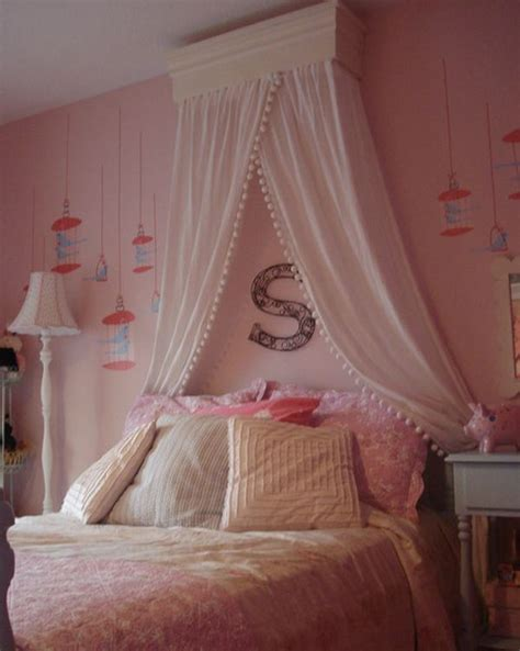 Canopy For Girls Bedroom | canopy beds for girls
