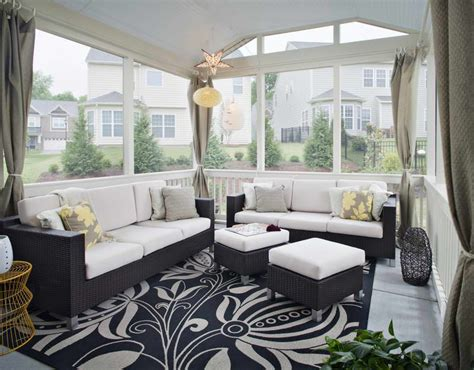 outdoor screen room ideas outdoor screened in porches enjoying the outdoor feel 3