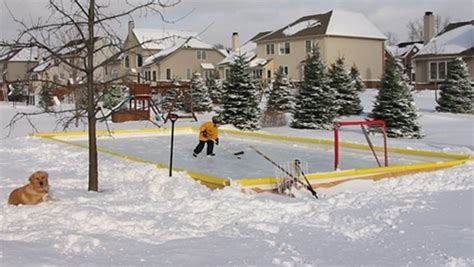 backyard hockey online backyard hockey rink game outdoor furniture design and ideas