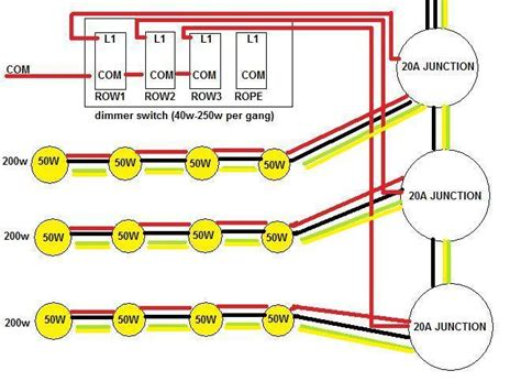 wiring car spotlights diagram wiring diagram