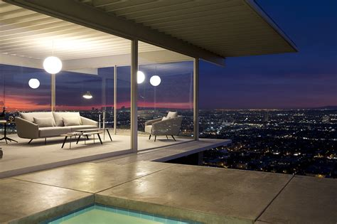 stua furnishes  los angeles stahl house  landmark