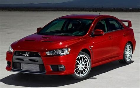 mitsubishi evolution 2008 2008 mitsubishi lancer evolution information and photos