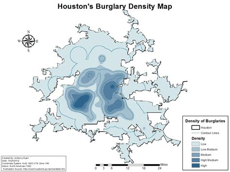 houston density map taking a bite out of houston s crime aryan4646 s