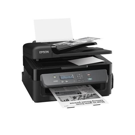 Printer Epson M200 epson m200 inktank b w printer buy printer
