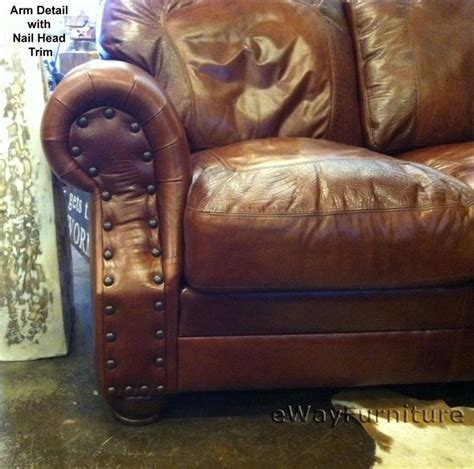 usa leather cowboy sofa usa leather cowboy sofa traditional leather 88 sofa in
