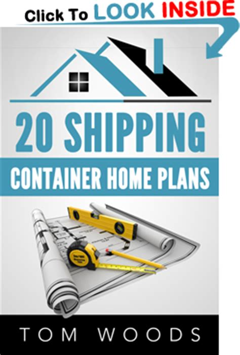 plans container home plans