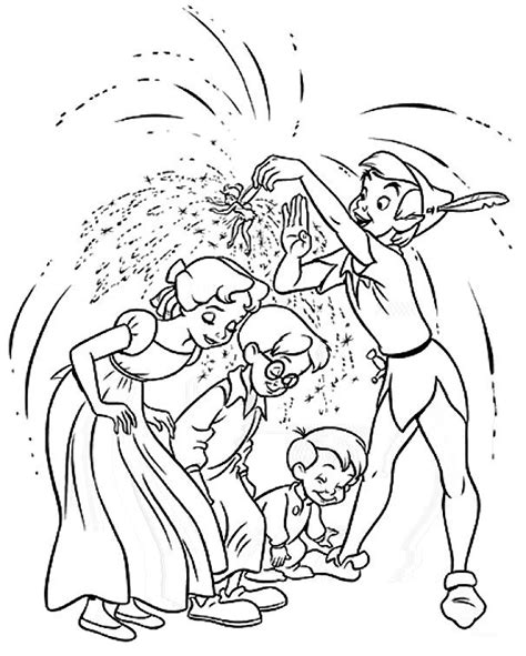 disney coloring pages peter pan coloring page peterpan coloring pages 44