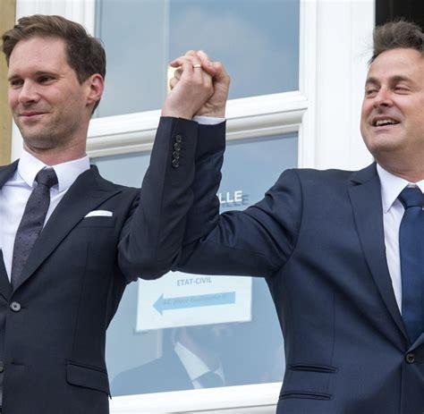 Hochzeit Xavier Bettel by Xavier Bettel Luxemburger Regierungschef Heiratet Seinen