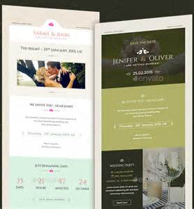wedding invitations email template 15 email invitation template free sle exle