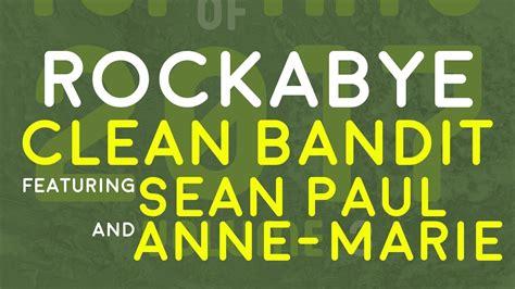 download mp3 free rockabye clean bandit rockabye clean bandit f sean paul anne marie cover by