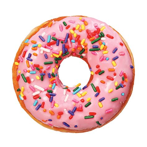 Color Forecast by National Doughnut Day