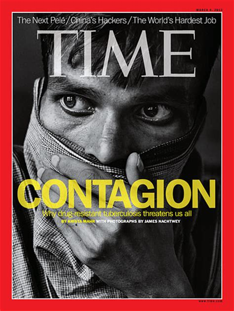 ambush mag volume 31 issue 18 2013 time magazine cover contagion mar 4 2013