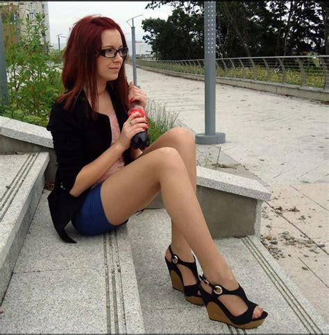 Dress Mesya Biru open toe shoes and hose photo fashion of tights and