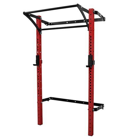 profile pro folding squat rack  kipping bar prx
