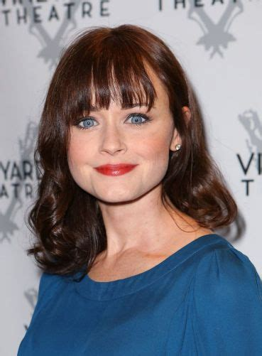 alexis bledel face shape 62 pixie cuts having fun with short hair page 1 of 4