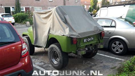 jeep kaiser 2017 kaiser jeep cj5 1969 foto s 187 autojunk nl 204136